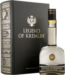 Legend of Kremlin - Kniha